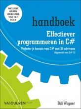 Bill Wagner , Handboek effectiever programmeren in C#