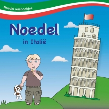 Marsha  Vis Noedel reisboekjes Noedel in Italië