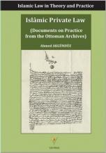 A  Akgunduz Islamic Private Law