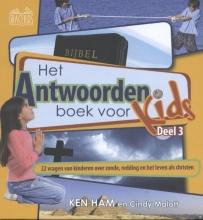 Ken  Ham Antwoordenboek voor Kids 3