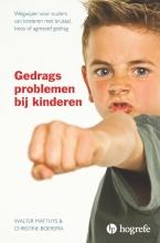 Christine Boersma Walter Matthys, Gedragsproblemen bij kinderen