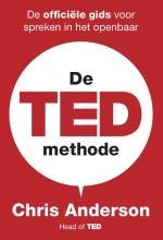 Chris  Anderson De TED-methode
