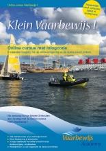 Bas  Henrichs, Thom  Hoff, Adelbert van Groeningen, Toni  Rietveld Klein Vaarbewijs I Online cursus