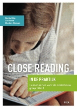 Ebelien Nieman Dortie Mijs  Liz Bunte, Close Reading in de praktijk