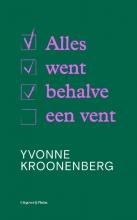 Yvonne Kroonenberg , Alles went behalve een vent