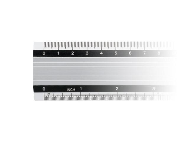 ,Liniaal M+R 1850 500mm aluminium