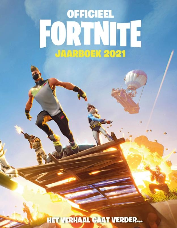 ,Fortnite Jaarboek 2021
