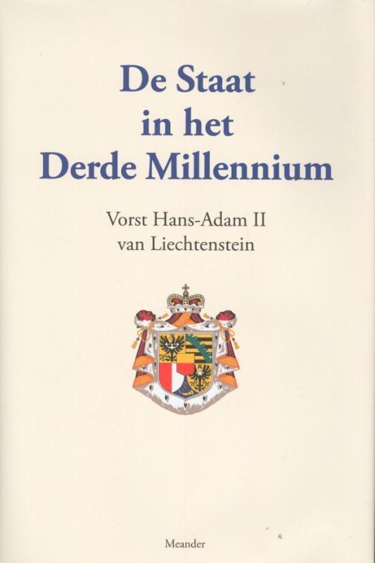 Vorst Hans-Adam II van Liechtenstein,De staat in het derde millennium