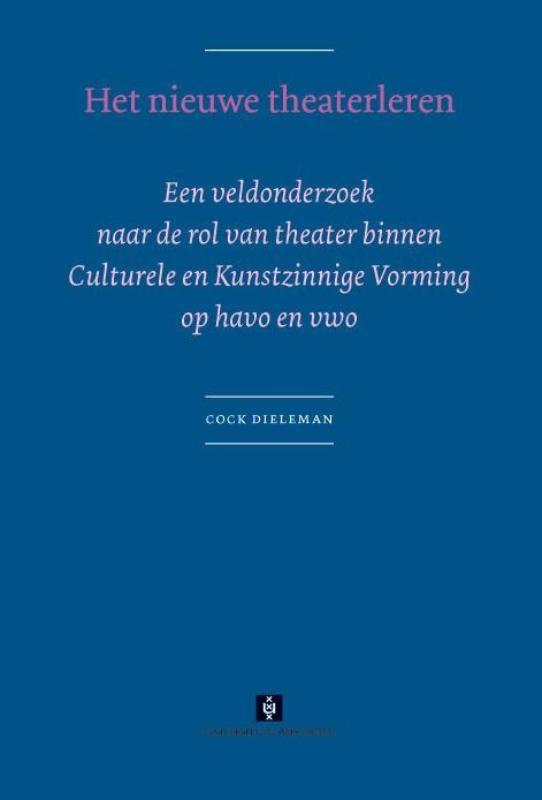 C. Dieleman,Het nieuwe theaterleren