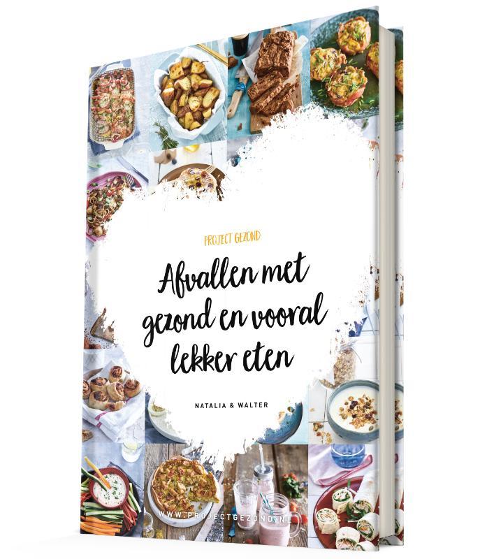 Natalia Rakhorst, Walter Rakhorst,Afvallen met gezond en vooral lekker eten