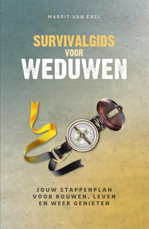 Marrit van Exel,Survivalgids voor weduwen