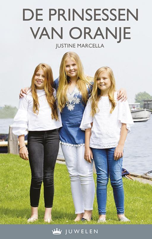 Justine Marcella,De prinsessen van Oranje