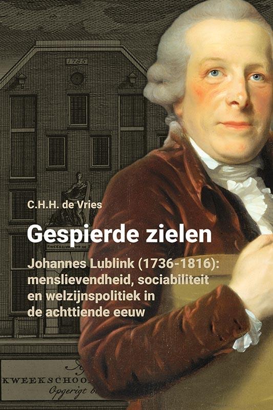 Cor de Vries,Gespierde zielen