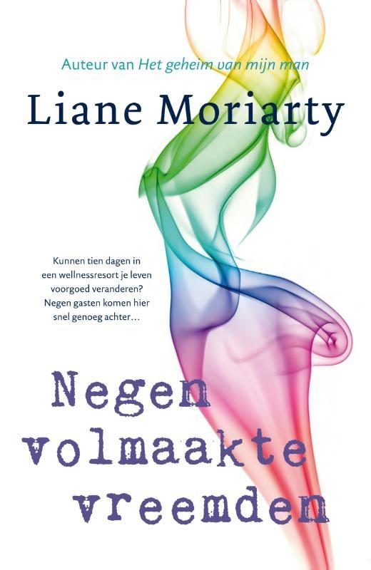 Liane  Moriarty,Negen volmaakte vreemden