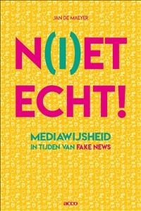 Jan De Maeyer,N(i)et echt!