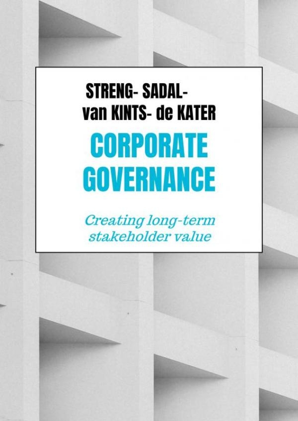 Dennis Sadal,Corporate Governance