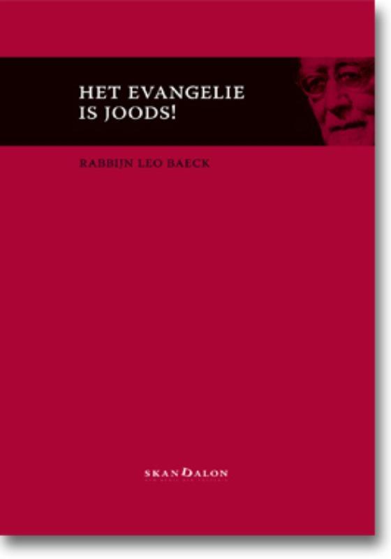 Leo Baeck,Het evangelie is joods!