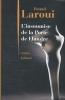 Fouad  Laroui,L`Insoumise de la Porte de Flandre