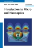Jahns, Jürgen,Introduction to Micro- and Nanooptics