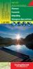 ,Chiemsee, Traunstein, Ruhpolding, Chiemgauer Alpen und Seen 1 : 50 000. Wander-, Rad- und Freizeitkarte