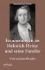 Heine, Maximilian,Erinnerungen an Heinrich Heine und seine Familie