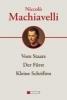 Machiavelli, Niccolò,Niccolo Machiavelli: Hauptwerke