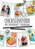 Elise  Gruppen, Nina de Bruijn,Chickslovefood Het kidsproof-kookboek