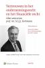 ,Vertrouwen in het ondernemingsrecht en het financiële recht