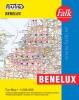 ,Falk Autokaart Benelux Routiq