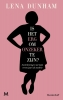 <b>Lena  Dunham</b>,Is het erg om onzeker te zijn?