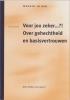 Hans van der Ham,Voor jou zeker...?!