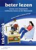 <b>Marilene  Gathier, Dorine de Kruyf</b>,Beter lezen - Tekstboek