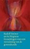 <b>Rudolf Steiner</b>,Grondslagen voor de vernieuwing van de geneeskunde