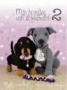 Kristel  Droog-Dekkers,Mijn hondjes van sokkenwol 2