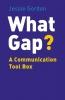 Jessie  Gordon,What Gap?