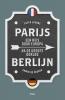 Erwin De Decker Peter  Jacobs,Parijs-Berlijn