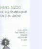 Hans  Sizoo ,Allemansvijand en zijn vriend