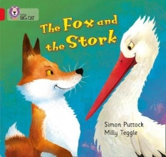 Simon Puttock,   Milly Teggle,   Cliff Moon The Fox and the Stork