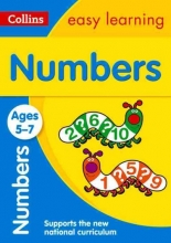 Collins Easy Learning,   Simon Greaves,   Melissa Blackwood Numbers Ages 5-7: New Edition