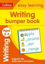 Collins Easy Learning Writing Bumper Book Ages 3-5