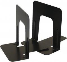 , Boekensteun Oic 93301 antislip 127x130mm zwart
