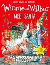 Thomas, Valerie Winnie and Wilbur Meet Santa with audio CD