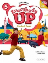 Jackson, Patrick Everybody Up: Level 5. Student Book with Audio CD Pack
