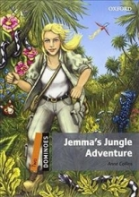 Collins, Anne Dominoes: Two: Jemma`s Jungle Adventure Pack