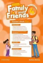 Simmons, Naomi,   Thompson, Tamzin,   Quintana, Jenny American Family and Friends 4. Teacher`s Book Plus