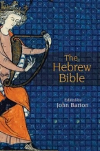 John Barton The Hebrew Bible