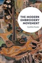 Fowler, Cynthia Modern Embroidery Movement