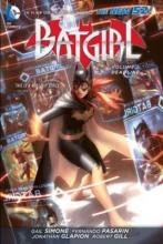 Simone, Gail Batgirl 5
