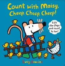 Cousins, Lucy Count with Maisy, Cheep, Cheep, Cheep!