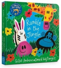 Andreae, Giles Rumble in the Jungle